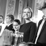 Kommunalvalg 2017. Venstres spidskandidat i København, Cecilia Lonning-Skovgaard til debat med de andre spidskandidater i Københavns Håndværkerforening