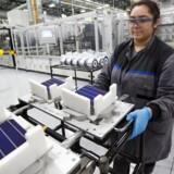 Der eer godt gang i det amerikanske abejdsmarked. Der blev skabt 313.000 nye job på det amerikanske arbejdsmarked i februar, mens arbejdsløsheden fortsat er på 4,1 procent.