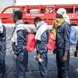 Mange af migranterne og flygtningene, der tager turen fra Libyen, kommer fra Vestafrika og havner på Sicilien.
