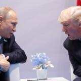 Putin sender 755 amerikanske diplomater ud af landet. Arkivfoto.