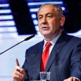 Arkivfoto. Irans voksende indflydelse i Mellemøsten vækker dyb bekymring i Israel, siger Netanyahu på møde med Putin.