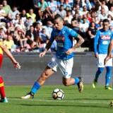 Beneventos Fabio Lucioni.