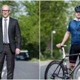 Der er ikke langt fra jakkesæt til cykeldress. Skal man være på toppen på jobbet, skal man også være på toppen i friheden - derfor er ekstremsport en yndet fritidsbeskæftigelse hos topledere som Thomas Honoré.