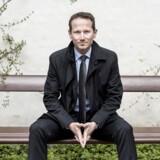 Portræt af Udenrigsminister Kristian Jensen. Tirsdag den 19. April 2016.
