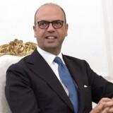 » Sanktioner mod Moskva skal ikke være et mål, men kun et middel,« siger Alfano til Ansa.