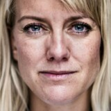 Pernille Vermund, formand for partiet Nye Borgerlige.