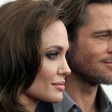 Angelina Jolie og Brad Pitt er forældre til Maddox på 15, Pax på 12, 11-årige Zahara, Shiloh på 10 og tvillingerne Knox og Vivienne på otte. De tre førstnævnte er adopterede, mens de tre yngste er biologiske. Reuters/© Carlo Allegri / Reuters