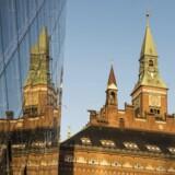 Københavns Rådhus. Arkivfoto: Scanpix