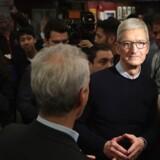 Tim Cook, adm. direktør i Apple, forventes at sende milliarder og atter milliarder tilbage til sine aktionærer på grund af ændrede, amerikanske skatteregler.