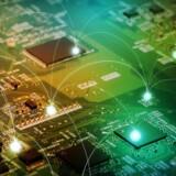 Arkivfoto. Et amerikansk teknologiselskab vil som det første i USA sætte en mikrochip i sine ansatte.
