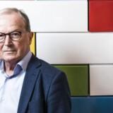 Kjeld Kirk Kristiansen - tredje generation af Lego-ejere og formand for bestyrelsen i Kirkbi A/S.