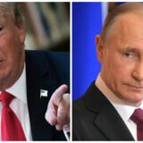 Rusland og USA har planlagt et møde om den fortsatte strategi i Syrien, i kølvandet på et gasangreb med det, at Geneve-konventionen, forbudte kemikalie saringas. USA har dog endnu ikke endeligt meldt ud, om de deltager i mødet - det sker efter en særdeles voldsom nedkøling i forholdet mellem præsident Donald Trump og præsident Vladimir Putin.
