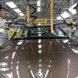 Omkring 53.000 nye energibiler blev solgt i Kina i august.