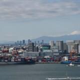 Voldsomt vokseværk i japans økonomi i andet kvartal