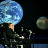Universets mystiske sorte huller var i mange år Stephen Hawkings kernekompetence. EPA/STEFAN ZAKLIN