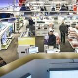 Danskerne køber hvert år for mange milliarder kroner elektronik til hjemmet og arbejdspladsen. Arkivfoto: Brian Bergmann, Scanpix