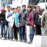 Ifølge helt nye tal fra Frontex – det europæiske grænseagentur – steg antallet af flygtninge og migranter, der ankom til Italien i juni med 24 procent sammenlignet med maj.