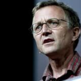 Pressede lærere resulterer i, at færre unge forventes at fuldende en uddannelse, mener lærerformand Anders Bondo Christensen.