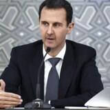 Præsident Bashar al-Assad
