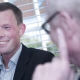 Arkivfoto: Administrerende direktør Jesper Arkil