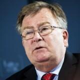 Claus Hjort Frederiksen (V) erklærer sig meget tilfreds med, at Forsvaret hurtigt har erkendt fejlen og rettet den.