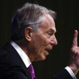 Tidligere premierminister Tony Blair melder sig atter ind i britisk politik med det klare formål at bekæmpe brexit.