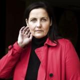 Portræt af SF-formand Pia Olsen Dyhr. Billedet er taget af Sara Gangsted og er fra torsdag den 14. april 2016.