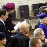 Dronning Margrethe håber, at reformationens fader, Martin Luther stadig kan inspirere trods kontrovers.