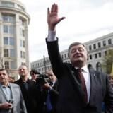 Petro Porosjenko kom til magten for to år siden på løfter om at bekæmpe den vildtvoksende korruption i landet. Det skete efter en folkeopstand mod landets tidligere præsident, den dybt korrupte Viktor Janukovitj.