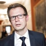 Jeg synes ikke, det er holdbart, at vi har en finansminister, der på den måde holder danskerne for nar i forhold til den realøkonomiske udvikling i Danmark, siger Benny Engelbrecht (S). Arkivfoto.