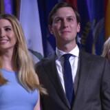 Donald Trump udpeger svigersønnen Jared Kushner som seniorrådgiver. Han skal rådgive USA's kommende præsident om handelsaftaler og Mellemøsten. Arkivfoto.