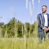 Magnus Lundin er nordisk direktør for Next47, som er Siemens' ventureselskab. Han skal nu i gang med at investere i nordiske startups, som kan understøtte en udvikling, der er positiv for Siemens.