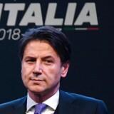 Juraprofessoren Giuseppe Conte er blevet nomineret til Italiens næste premierminister.