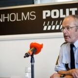 Vicepolitiinspektør på Bornholm, Peter Højgaard Jørgensen, oplyser, at en 18-årig mand er sigtet for at besidde børneporno.