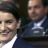 Ana Brnabic - utraditionelt valg som ny serbisk premierminister.