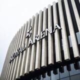 Royal Arena er ved at være færdig og klar til at huse koncerter og sportsbegivenheder.