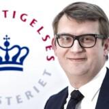 Troels Lund Poulsen. Beskæftigelsesministeriet.