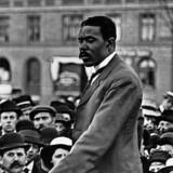 »Der vil sikkert blive en mægtig tilstrømning.« David Hamilton Jackson taler på Grønttorvet i København, 1915.