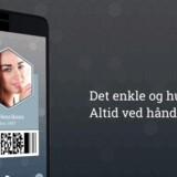 Med en ny app, udviklet og betalt af Danske Spil, bliver billedlegitimation digital.