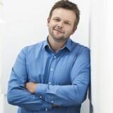Anders Bundsgaard står i spidsen for den fynske robotvirksomhed Odico, der mandag fløj ind på First North-børsen i København.