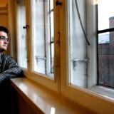 Det var dagen derpå for Bygge- og teknikborgmester Søren Pind. Her sidder han på sit kontor på Københavns Rådhus dagen efter valgnederlaget til Ritt Bjerregaard.