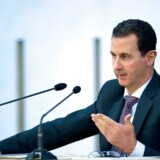 Arkivfoto: Russiske styrker støtter Syriens præsident, Bashar al-Assad, i hans krig mod oprørsgrupper og militante islamister.