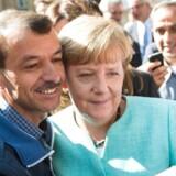Fra velkomstkultur til udvisning. Med en ny plan vil Angela Merkel sætte skub i hjemsendelsen af afviste asylansøgere.