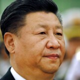 Kinas præsident Xi jingping (AP Photo/Mark Schiefelbein)
