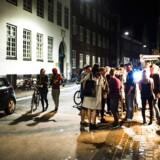 Voldsanmeldser fra det københavnske natteliv er steget - det mener politiet er postivt.