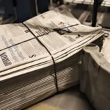 Vi finder artikler trykt på papir mere værd end digitale artikler.