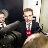 »Det er en rigtig god finanslovsaftale, og den er også klart bedre end den, vi lavede sidste år,« sagde Thulesen Dahl i forbindelse med præsentationen af finansloven.