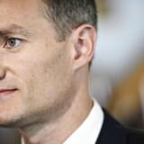 Den nyudnævnte erhvervsminister Rasmus Jarlov (K) var i dag i sit første samråd som minister. Emnet var Danske Banks hvidvaskskandale og myndighedernes håndtering af sagen.