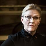 Politidirektør ved Københavns Politi, Anne Tønnes, mener, at presset på banderne skal fortsætte. Og hun stopper ikke, før konflikten er slut. Foto: Asger Ladefoged