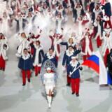 Rusland var værtsland for vinter-OL i 2014, men risikerer nu udelukkles fra det kommende vinter-OL i Sydkorea efter afsløring af brug af doping. Rusland har foreløbigt fået frataget 11 OL-medaljer.